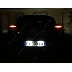 Pack Modul Backplate PSA 206 207 306 307 308 406 407 5008 - weiß 6000 K