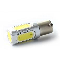 5 LED-Lampe cob - p21 / 5W - White