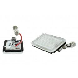 FIAT 500 500C rear license plate module pack
