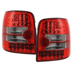 LED taillights VW Passat 3B Variant 97-01_red/crystal