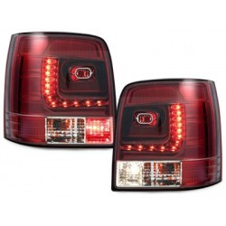 LITEC LED taillights VW Passat 3B/G 97-05_red/crystal