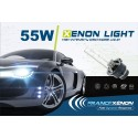 55W Kit Xenon - Rally Cup