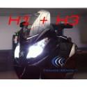 Kits LED H1 + H3