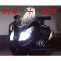 Kits LED H4 + H7