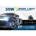 Ausrüstung Xenon 35W - Auto
