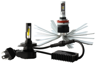 High power LED kits